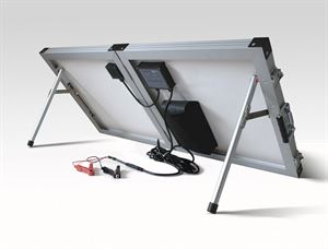 Solar panel kit and components