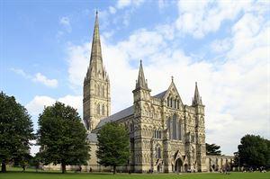 Salisbury Cathedral: VisitEngland/Visit Wiltshire/Chris Lock