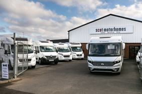ScotMotorhomes opens second branch