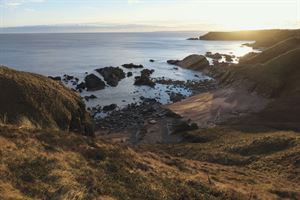 Forvie National Nature Reserve in Scotland