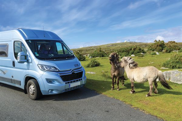 Exploring the Outer Hebrides by campervan