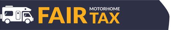 Fair Motorhome Tax logo
