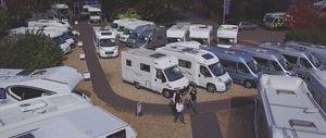 Somerset Motorhome Centre: fourcourt