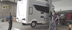 Somerset Motorhome Centre: Workshop