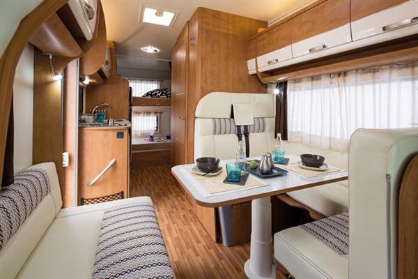 Lunar Eclipsed By New Designs Motorhome News Motorhomes Campervans Out And About Live