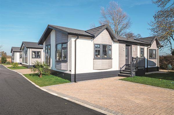 Show homes at Marston Edge