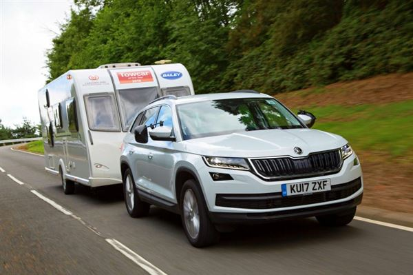Skoda Kodiaq - Towcar of the Year 2018