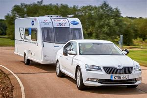 Towcar of the Month: Skoda Superb