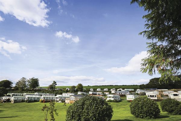Smytham Holiday Park in Devon