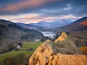 The stunning Snowdonia landscape (pic courtesy Visit Britain/Joe Cornish)
