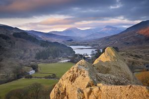 Snowdonia landscape. Image: VisitBritain/Joe Cornish