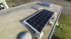 Find the right position for your solar panel