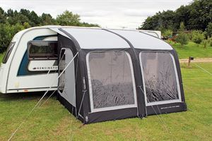 The Sportlite Air 320 from Outdoor Revolution is a porch awning
