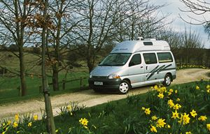Spring is here so get your motorhome ready for new adventures