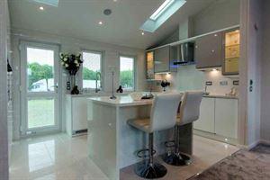 Sttely Albion kitchen