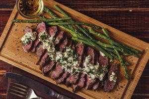 Steak and Gorgonzola