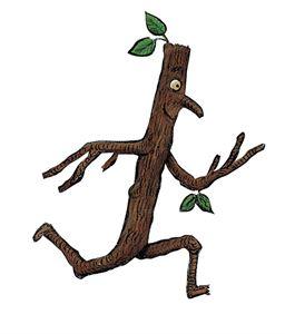 Follow the Stick Man trails