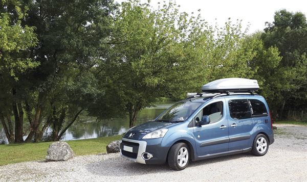 The Stimson Free Spirit campervan