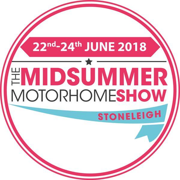 Midsummer Motorhome Show 2018
