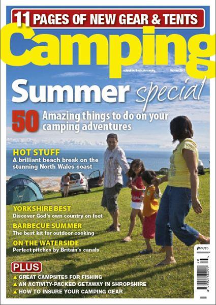 Camping summer 2017