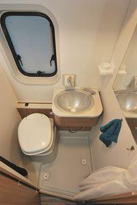 A basic washroom