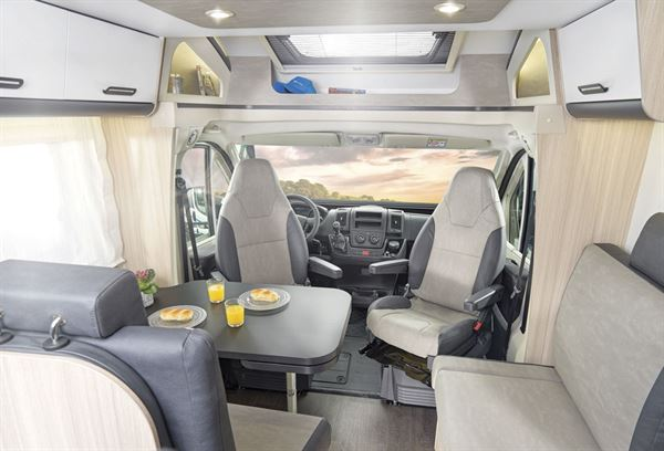 Sun Living's 65SL campervan