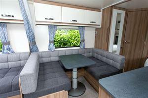 Sprite Super Quattro FB dining space