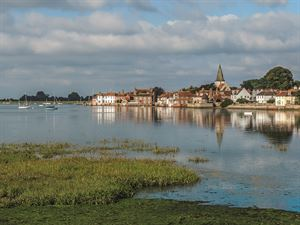 Bosham is in an idyllic location