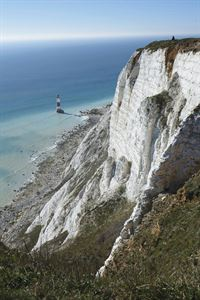 Beachy Head in Sussex