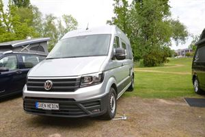 The new Westfalia Sven Hedin