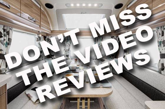 The Swift Group caravan video reviews round-up - Advice
