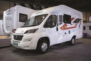 Coachbuilt Motorhome under £50,000: Swift Edge 412