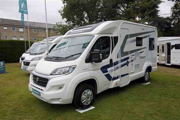 The Escape is part of Swift's motorhome range © Warners Group Publications, 2019