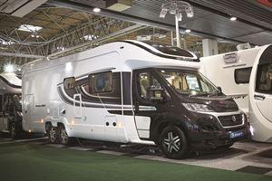 Coachbuilt Motorhome over £75,000: Swift Kon-Tiki 675
