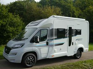 The new Swift-based Spirit 604 coachbuilt motorhome