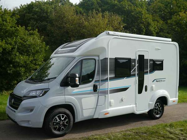 Motorhome Dealers Dolphin And Webbs Launch Exclusive New
