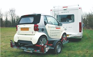 Towing a trailer over 750kg will be possible for all drivers with licence changes (Picture: Warners Group Publications))