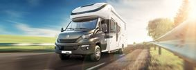 Swift's new Kon-Tiki Dynamic is based on the Iveco Daily
