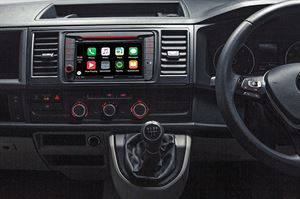 Android Auto on the dash of your T6