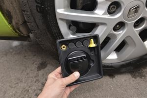 TYRE MONITORING SYSTEM