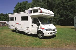 Maintaining your motorhome's tyres is crucial