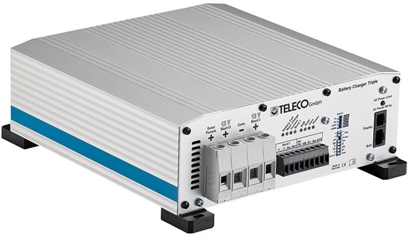 The Teleco TBC3i PRO battery charger