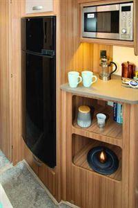 190 litres of fridge capacity