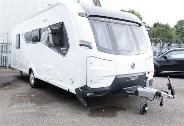 The Coachman VIP 540 Xtra caravan