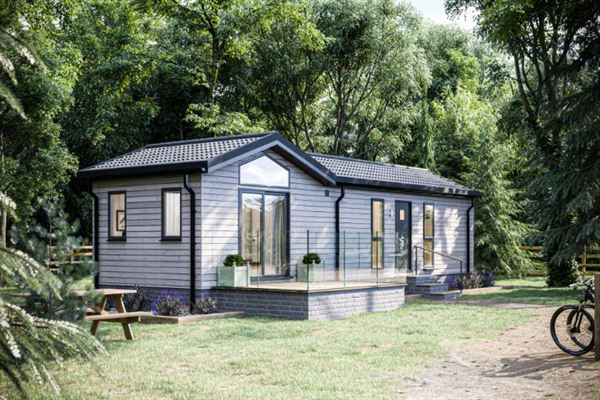 The Cosgrove in holiday lodge specification