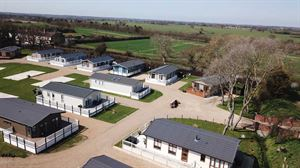 The Hollies, Kessingland, Camping and Leisure Resort is one of East Anglia's newest resorts