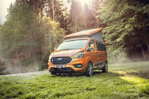 The Transit Custom Nugget campervan