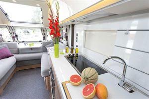 The Adria Alpina Missouri's kitchen