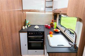 Good kitchen surface