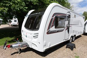 The new Coachman Laser 675